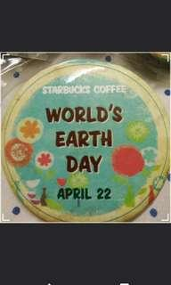 🆕 Starbucks World Earth's Day