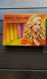 Magic Roller for hair