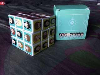 (CLEARANCE) Twice Character Cube