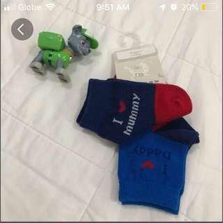 Mothercare 2-pack socks