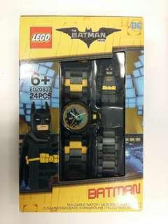 Lego Batman Buildable Watch with Minifigure