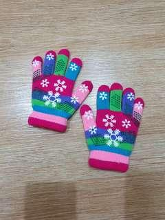 Winter gloves kids