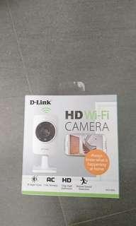 D-Link DCS-935L Wifi IP cam 99% new