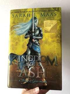 [Exclusive] Kingdom of Ash - Sarah J. Maas (Barnes & Noble Edition)