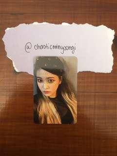 Red Velvet Really Bad Boy Yeri Official Photocard