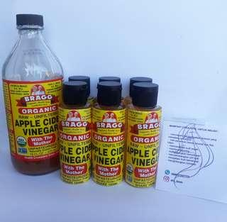 Toner cuka apel share in bottle 100mL