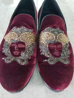 Cheap Steal Promotion 100% Authentic Versace Loafers Shoes