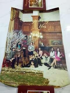 twice the year of yes poster instock