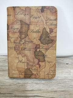 🚚 地圖8吋平板皮套