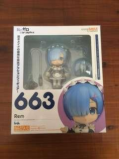 Re; Zero Rem Official Nendoroid