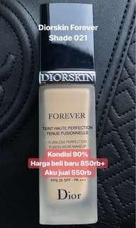 Dior Skin Forever  Foundation