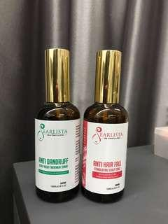 Pearlista Anti-Dandruff & Anti-Hairfall Spray