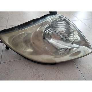 Suzuki Swift driver side headlamp
