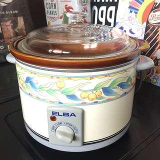 Elba 2.5L Slow Cooker