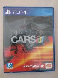 PS4 Project Car
