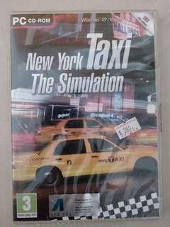 New York Taxi Sims (全新未開封)