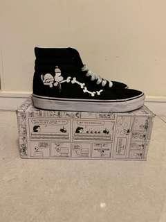 [絕版]Vans x Peanuts sk8-hi(有盒無單)