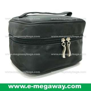 #Black #Soft #PU #Ladies #High-Class #Travel #Skincare #Amenity #Case #Handy #Cosmetologist #Manicurist #Perfume #Tools #Cosmetics #Small #Pouch #Zipper #Beauty #Makeup #Artist #Bag #Eyeliners #Eyebrow #Lipstick #Megaway @MegawayBags  #MegawayBags #7163