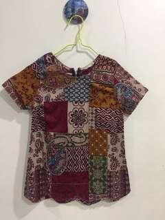 Batik Scallop