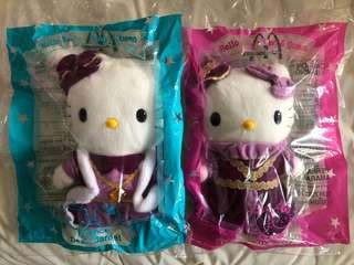 Hello Kitty King & Queen series (France)
