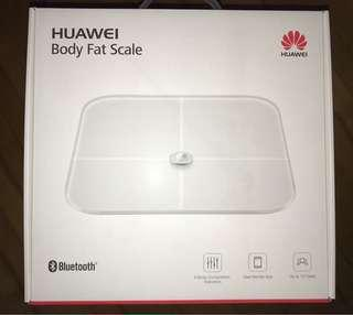 huawei body fat scale AH100 華爲藍牙電子磅