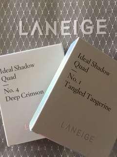 [Christmas Promo] Laneige Ideal Shadow Quad