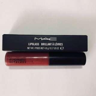 MAC Lipglass (Viva Glam I)