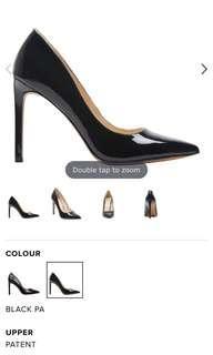 Nine West patent heels