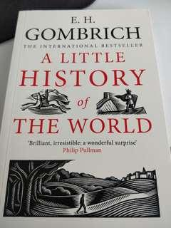 A little history of the world by E.H Gombrich