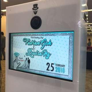 PhotoBooth - Wedding Event