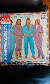 ABBA Gracias portrays la musica 日本版