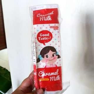 Tempat Pensil Susu / Milk Pencil Case