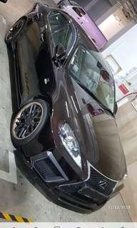 Lexus IS250 Serciving (Specialist)..... bodykit Conversion
