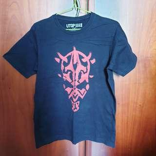 Uniqlo Darth Maul Tshirt