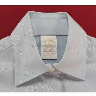 BROOKS BROTHERS CUFF LINK LONG SLEEVE SHIRT BRANDED