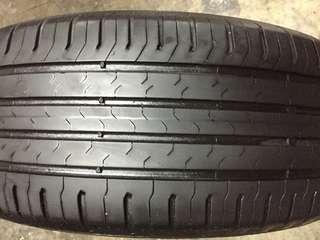 215/60/17 ContiEcoContact 5 Tyres On Offer Sale