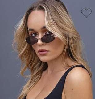NEW Rimless Sunglasses