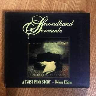 Secondhand Serenade A Twist in My Story Deluxe Edition