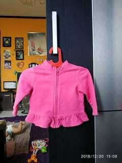 Switer pink baby