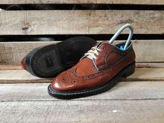 Haruta sepatu kulit pantofel size 39 original Japan