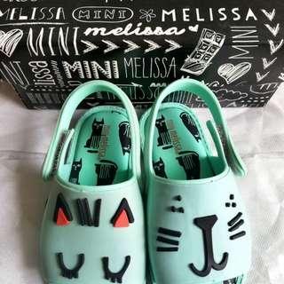 Authentic Mini Melissa Sandals