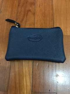 Brand new dark blue coin purse/wallet