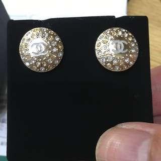 🚚 保證正品 有購證香奈兒2016春夏新款耳環