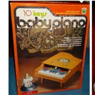 70年代国產木琴。庫存老货,只限顺丰到付