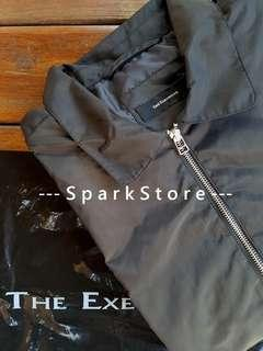 The Executive Jaket Parasut Hitam