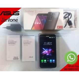 Asus Zenfone 2 Laser FULLSET / RAM 2GB / ROM 16GB / Layar 5,5 inc