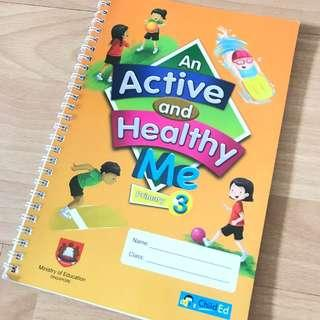 An Active and Healthy Primary 3