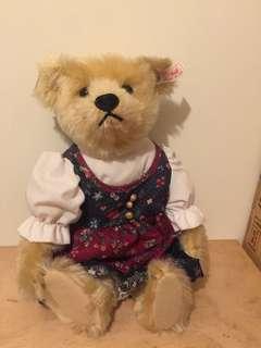 Vintage Steiff Limited Edition Austria Bear circa1996