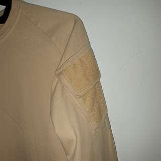 Kaos tentara  lengan panjang (100% cotton)