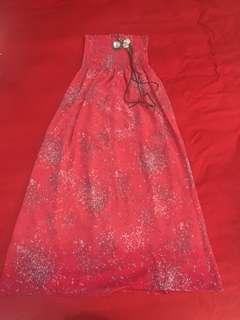 Dress cantik dari Novel.mice